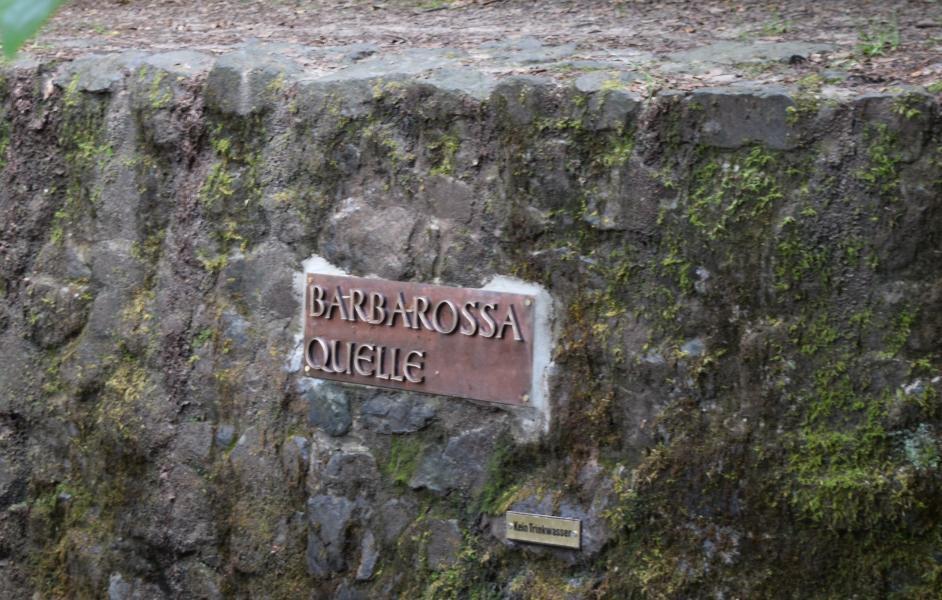 Barbarossa-Quelle